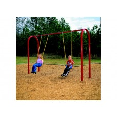 Arched Swing Frame - 1 Bay, 3.5 Inch post