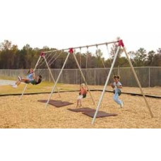 Bi-Pod Swing Frame - 2 Bay