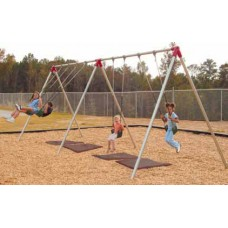 Bi-Pod Swing Frame 8 - 5 Bay